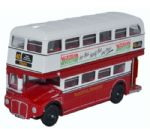 Oxford Diecast 76RM111 Routemaster Blackpool